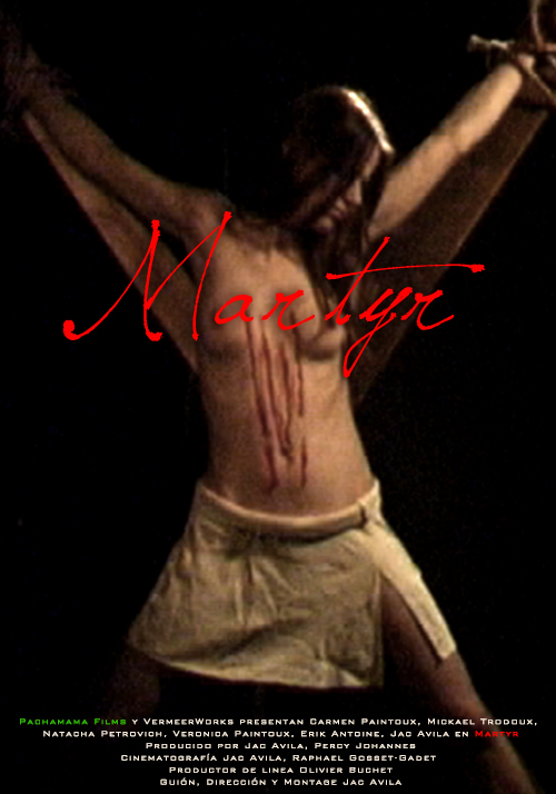 Martyr or The Death of Saint Eulalia - The long awaited movie.