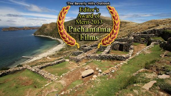 ORO - • Premio al Merito del Editor: Pachamama Films