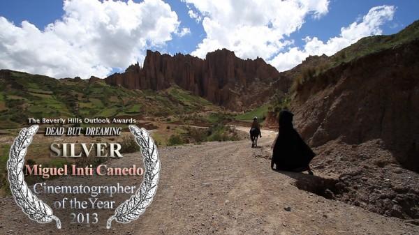 PLATA - Mejor Cinematografía: Miquel Inti Canedo