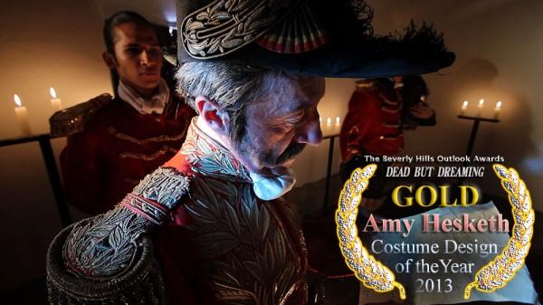 ORO - Mejor Vestuario: Amy Hesketh